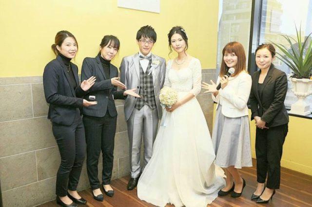 福岡,少人数結婚式,家族婚